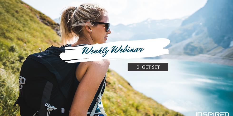 Get Set Weekly Webinar