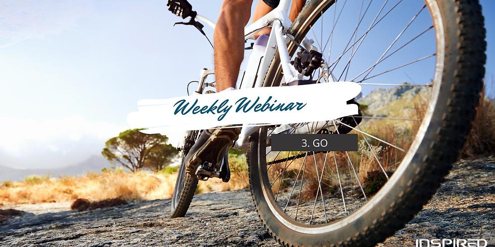 Go Weekly Webinar