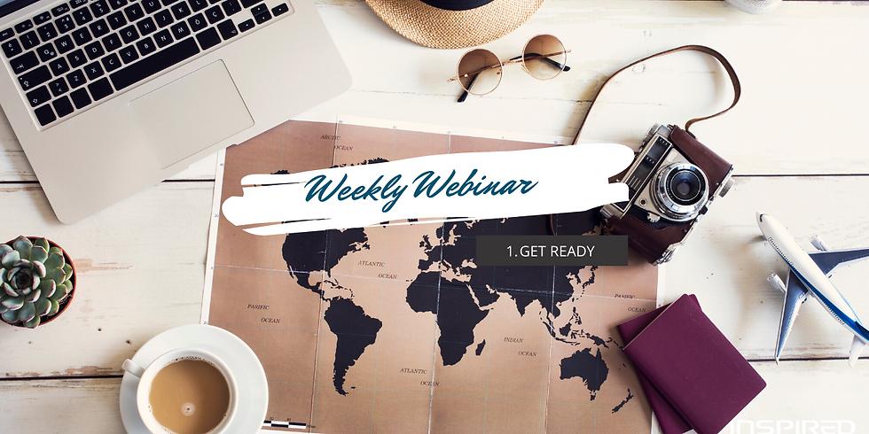 Get Ready Weekly Webinar