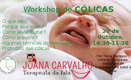 Workshop de CÓLICAS