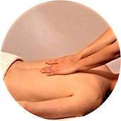 Massagem na Oásis Saúde