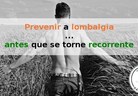 Auto-massagem no Combate à Dor na Coluna Lombar