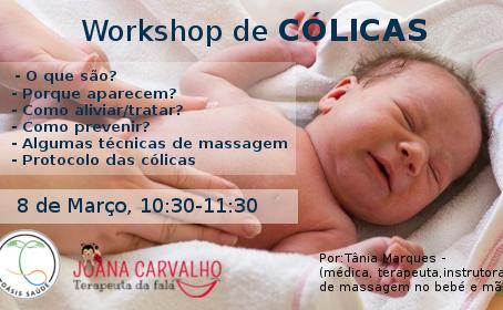 Workshop de CÓLICAS
