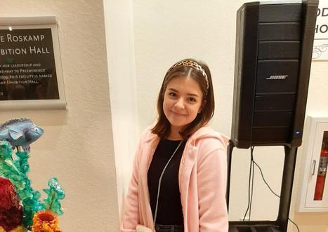 Sarasota County Scholastic Winner - Tanya Romanyuk