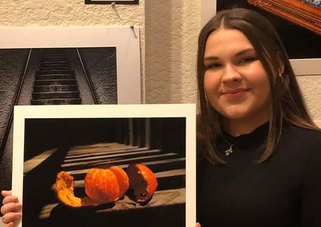 Sarasota County Scholastic Winner - Shelby Peeler