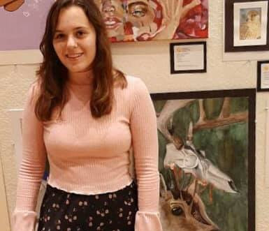 Sarasota County Scholastic Winner - Julia Kobzar
