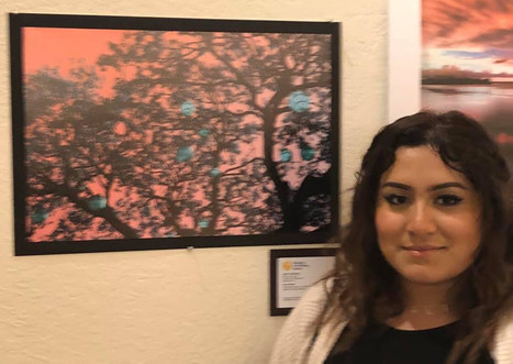 Sarasota County Scholastic Winner - Lesly Patricio