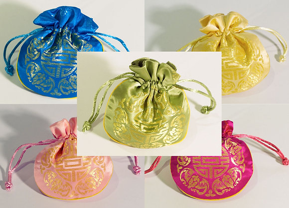 Money Pouch 5 colours