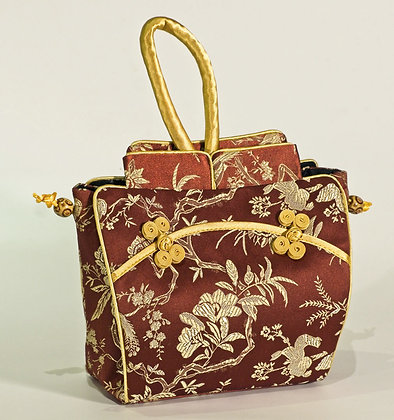 Handbag Oriental Beauty
