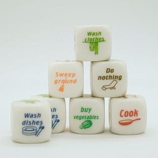 Household dices