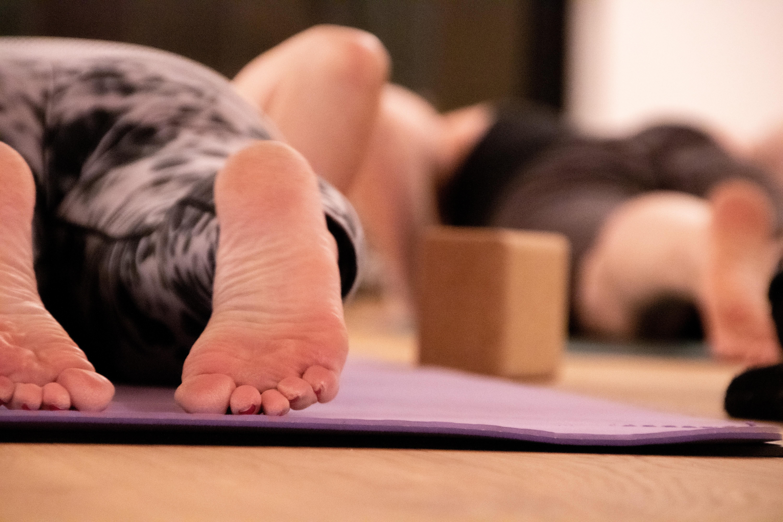 Yogastunde Yoga Affairs Mannheim