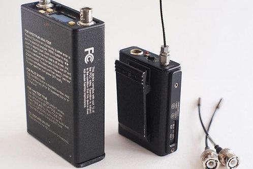 Lectronsonics UCR 100 receiver/ UHF UR 250 Transmitter
