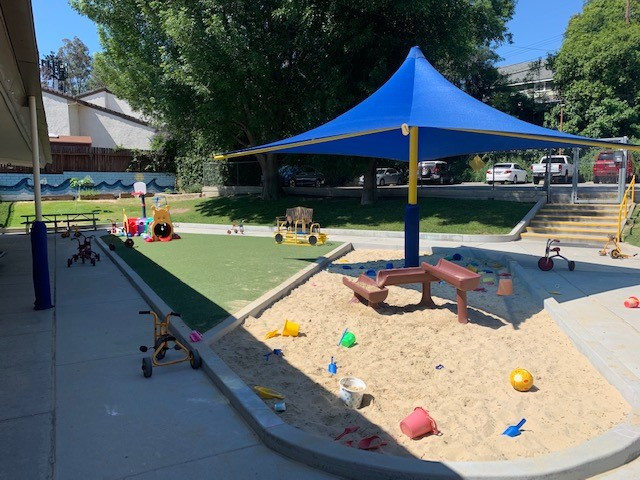our play yard