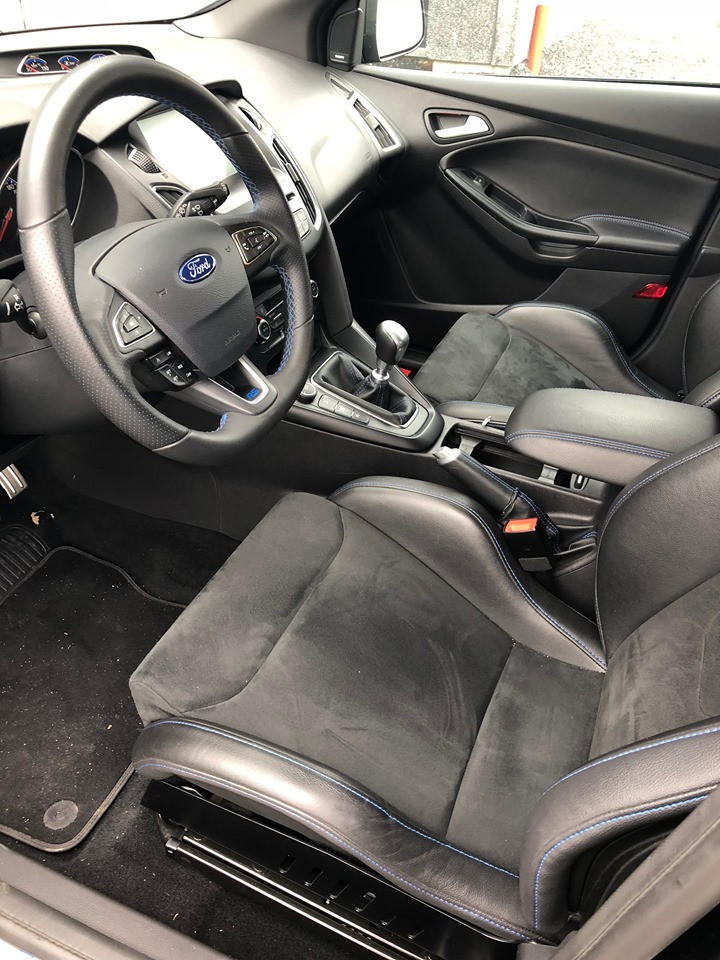 Sièges Ford Focus RS