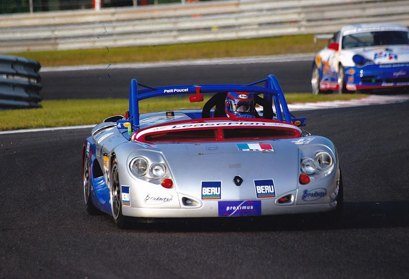 Renault Spider Trophy