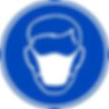 Autocollant Port du masque obligatoire.j