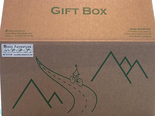 Box 3: Surprise !