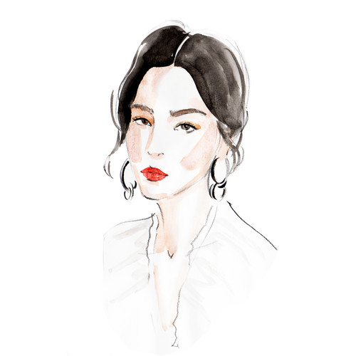 Female Portrait 7