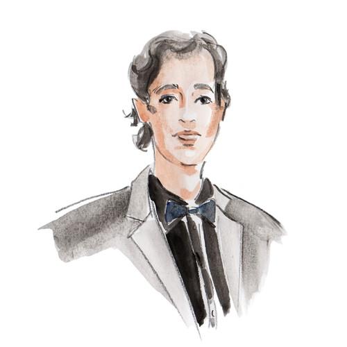 Male Portrait 3