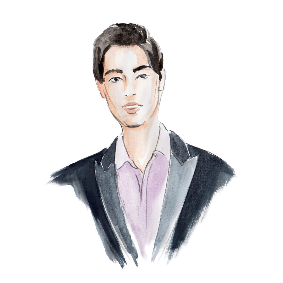 Male Portrait 1