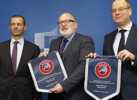 Developing an EU Sport Diplomacy