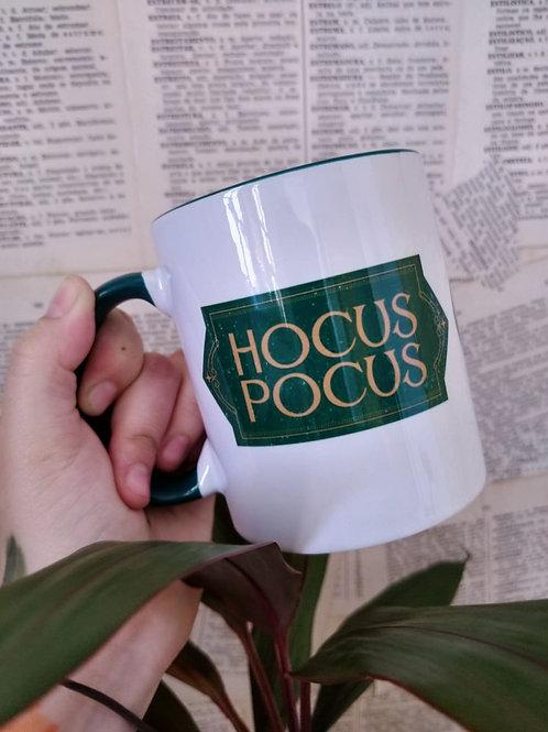 Caneca Hocus Pocus