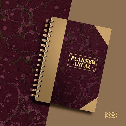 Planner Anual - PRÉ VENDA