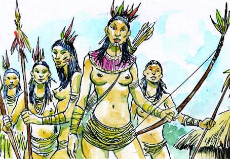 Icamiabas ou O Reino Das Pedras Verdes