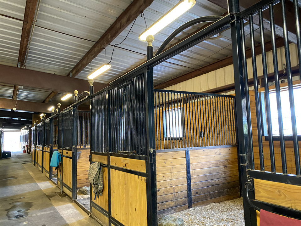 Well Appointed Stalls