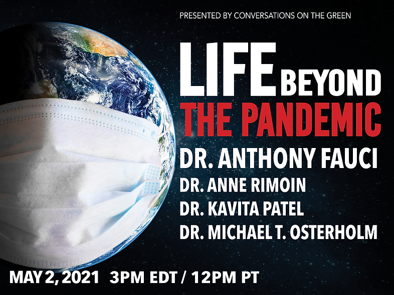 Life Beyond the Pandemic COG Common Ground APT CPTV