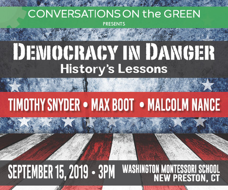 DEMOCRACY IN DANGER: History's Lessons