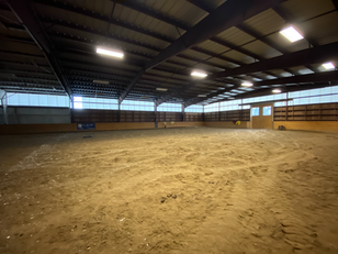 20,000sf Indoor Ring