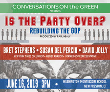 IS THE PARTY OVER? Rebuilding the GOP