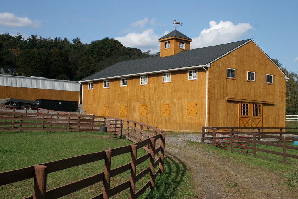 Our Quiet Lower Barn