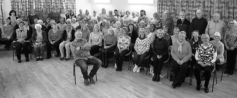Tiptree Choir