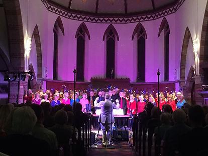Tiptree Sings Choir