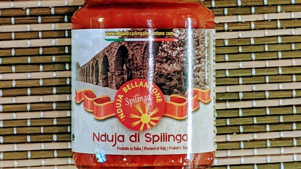 NDUJA - VERY SPICY SPREADABLE ITALIAN SAUSAGE