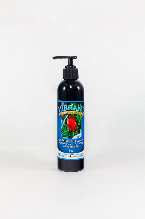 8 oz. Vibrant For Freshwater Aquariums - In Stock