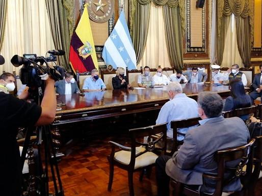 Cynthia Viteri anuncia nuevas medidas de seguridad para Guayaquil