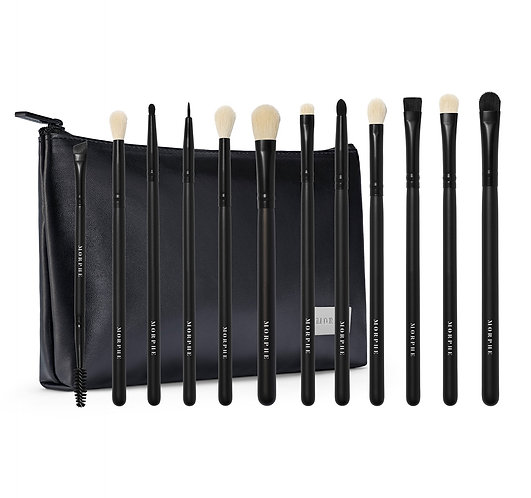 MORPHE - Eye Obsessed 12 Piece Eye Brush