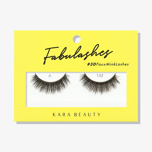 KARA BEAUTY - A132 Fabulashes