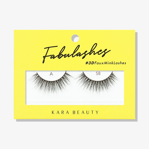KARA BEAUTY - A58 Fabulashes