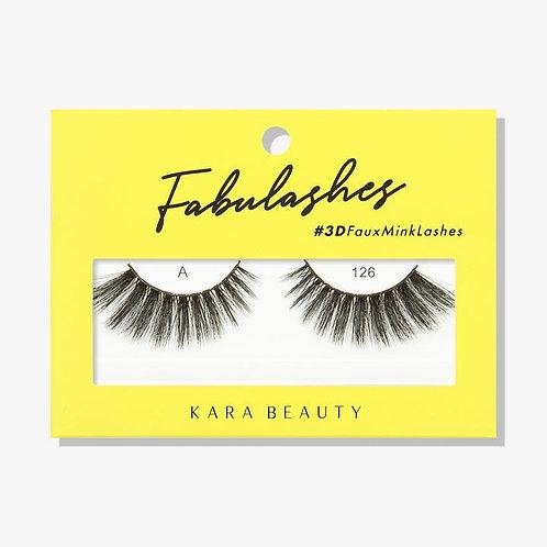 KARA BEAUTY - A126 Fabulashes