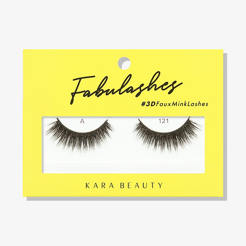 KARA BEAUTY - A121 Fabulashes