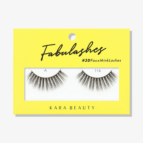 KARA BEAUTY - A114 Fabulashes