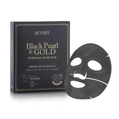 PETITFEE - Mascarilla Black Pearl Hydrogel