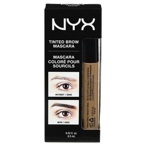 NYX - Tinted Brow Mascara