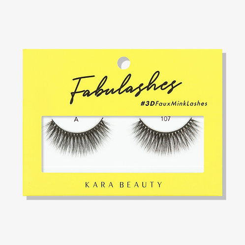 KARA BEAUTY - A107 Fabulashes