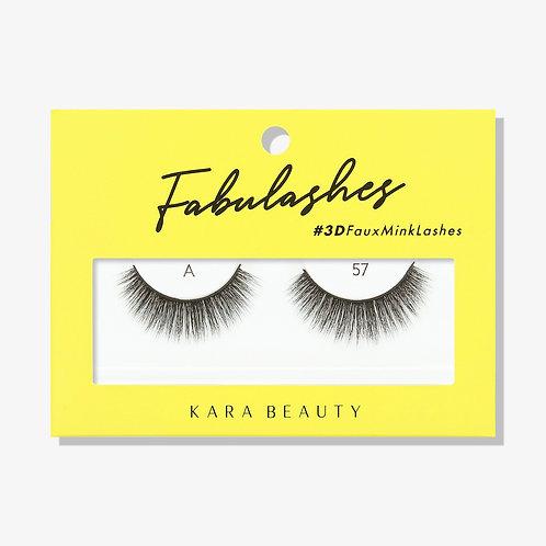 KARA BEAUTY - A57 Fabulashes