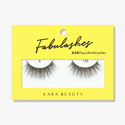 KARA BEAUTY - A110 Fabulashes